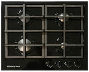 Газовая варочная панель Electronicsdeluxe TG4_750231F-028 черный