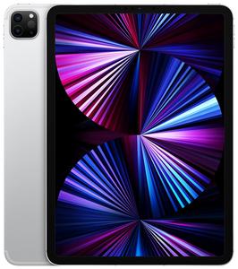 "Планшет Apple iPad Pro Wi-Fi+Cell (2021) MHW63RU/A 11"" 128 Гб серебристый"