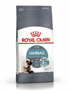 Royal Canin Hairball Care сухой корм, профилактика образования волосяных комочков в ЖКТ 2 кг