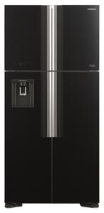 Холодильник Hitachi R-W 662 PU7X GBK черный