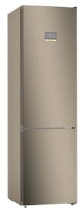 Холодильник Bosch KGN39AV31R коричневый