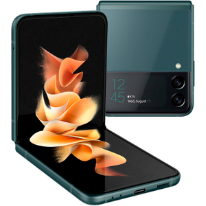 Смартфон Samsung Galaxy Z Flip3 128 Гб зеленый