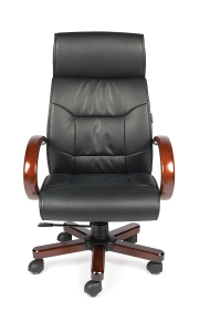 Кресло офисное Norden Конгресс черный