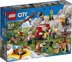 Конструктор lego city любители активного отдыха 60202