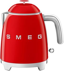 Чайник электрический SMEG KLF05RDEU красный