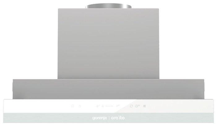 Вытяжка встраиваемая Gorenje BHP643ORAW белый