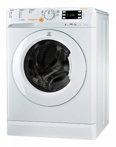 Стиральная машина Indesit XWDE 861480X W белый