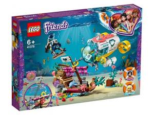 Конструктор lego friends спасение дельфинов 41378_1
