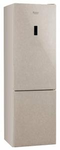 Холодильник Hotpoint-Ariston HF 5180 M бежевый