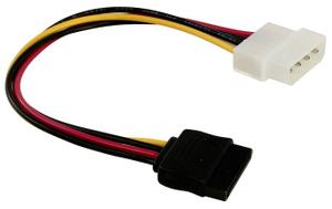 Переходник питания SATA-устройств (1big ->1SATA) <VPW7571>