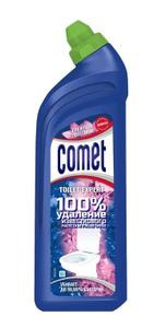 Средство чистящее для туалета Свежесть лепестков 450мл Comet
