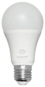 Лампа светодиодная DIGMA DiLight W1, E27, 8Вт