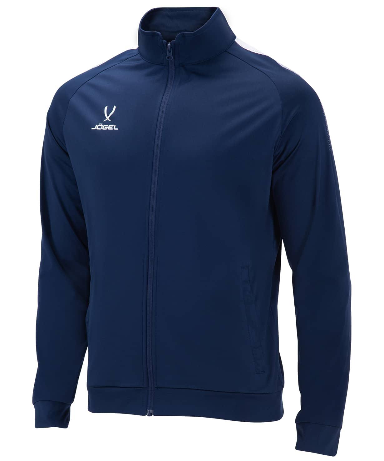 Олимпийка CAMP Training Jacket FZ, темно-синий