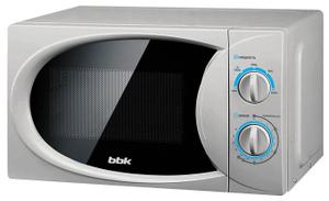 Микроволновая печь BBK 20MWS-714M/S серебристый