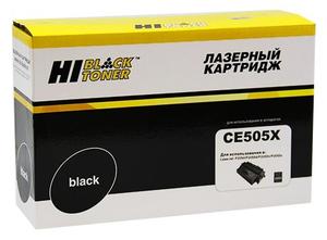 Картридж Hi-Black HB-CE505X/CF280X/CRG-719 совместимый