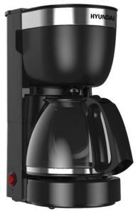 Кофеварка капельная Hyundai HYD-1206 черный