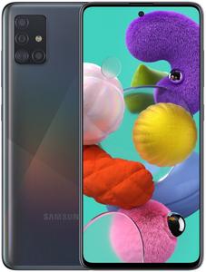 Смартфон Samsung Galaxy A51 128 Гб черный