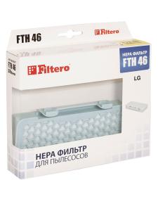 Filtero FTH 46 LGE HEPA фильтр для пылесосов LG