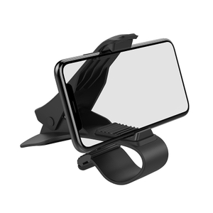 Держатель Hoco CA50 In-car dashboard phone holder black