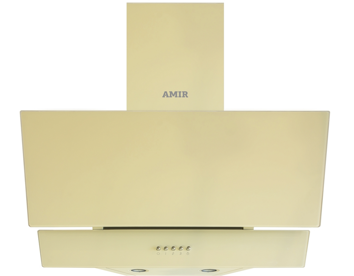 Вытяжка AMIR A-602 RSTK GLASS бежевый