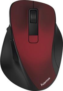 Мышь беспроводная Hama MW-500 красный