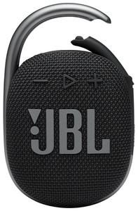 Портативная колонка JBL Clip 4 [JBLCLIP4BL] черный