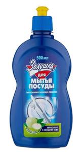 Средство для мытья посуды Яблоко 500мл Золушка