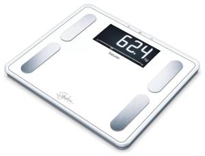 Весы напольные Beurer BF410 Signature Line белый