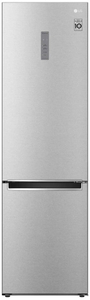 Холодильник LG GA-B509MAWL серебристый