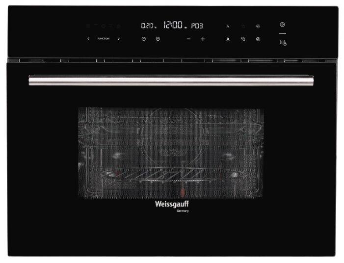 Духовой шкаф Weissgauff OE 446 черный