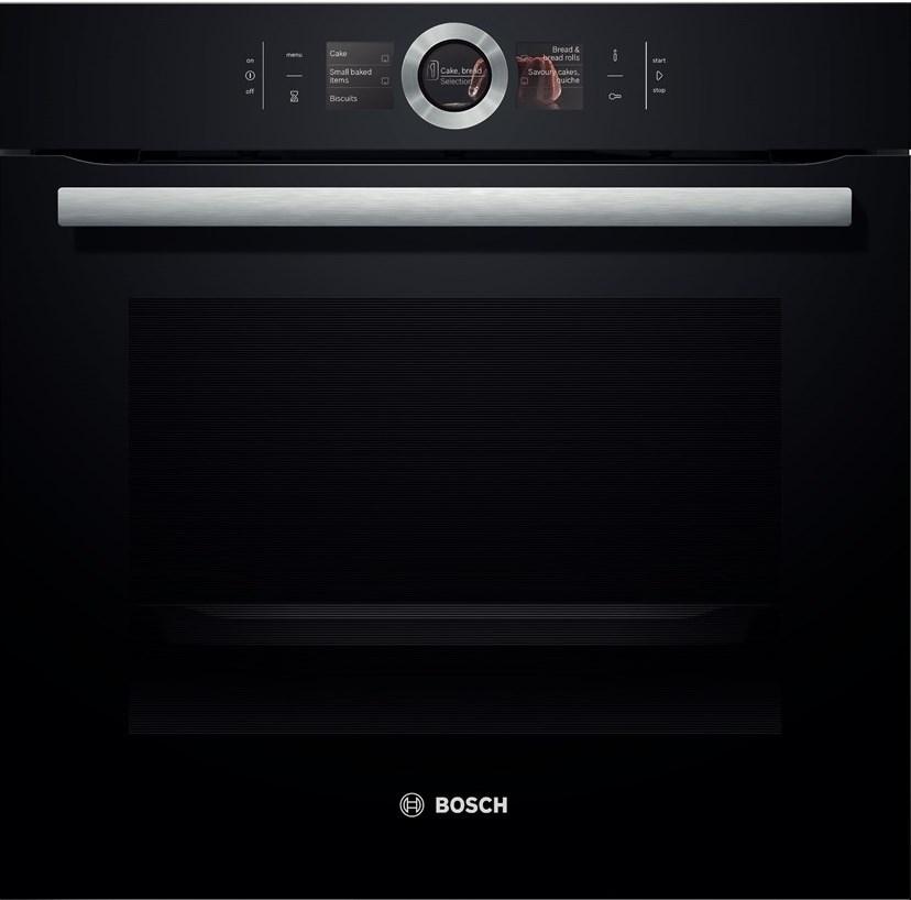 Духовой шкаф Bosch HBG636BB1 черный