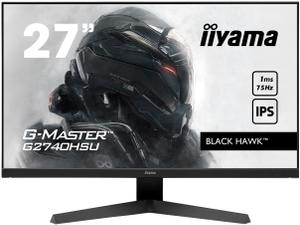 "Монитор Iiyama G-MASTER [G2740HSU-B1] 27"" черный"