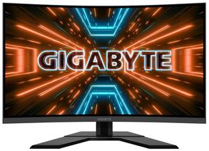 """Монитор GIGABYTE [G32QC] 31,5"""" черный"""