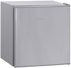 Холодильник Nordfrost NR 402 I серебристый