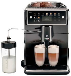 Кофеварка автоматическая Philips SM7580/00 черный