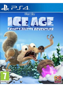 Игра на PS4 Ледниковый период: Сумасшедшее приключение Скрэта [PS4, русские субтитры]
