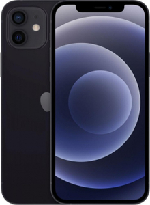 Смартфон Apple iPhone 12 MGJG3RU/A 256 Гб черный