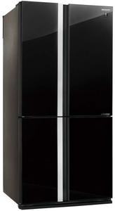 Холодильник Sharp SJGX98PBK черный