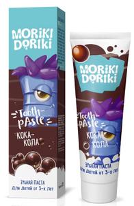 """Зубная паста детская """"SPIKE кока-кола"""" Moriki Doriki"""