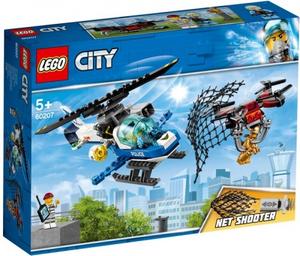 Конструктор lego city воздушная полиция: погоня дронов 60207