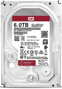 Жесткий диск Western Digital Red Pro [WD6003FFBX] 6 Тб