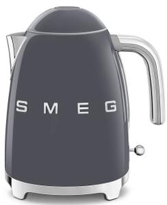 Чайник электрический SMEG KLF03GREU серый