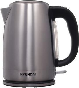 Чайник электрический Hyundai HYK-S2030 серебристый