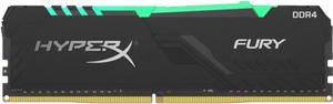 Оперативная память HyperX Fury [HX424C15FB3A/16] 16 Гб DDR4