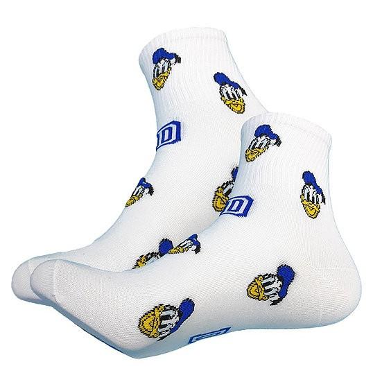 """Дизайнерские носки серии Walt Disney Company """"Дональд Дак"""""""