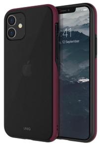 Чехол Uniq для iPhone 11 Vesto Maroon Red