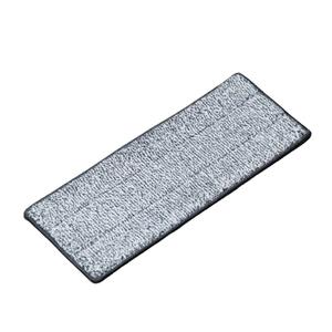 Насадка для швабры на липучке из микрофибры, крепления с 2-х сторон, 32×12,5 см
