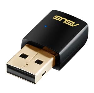 Сетевая карта ASUS USB-AC51 Dual-Band Wireless USB Adapter (RTL) (802.11a/b/g/n/ac, 433Mbps)