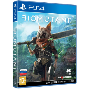 Игра для PS4 Biomutant Стандартное издание