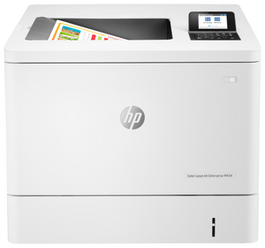 Принтер лазерный HP Color LaserJet Enterprise M554dn [7ZU81A]